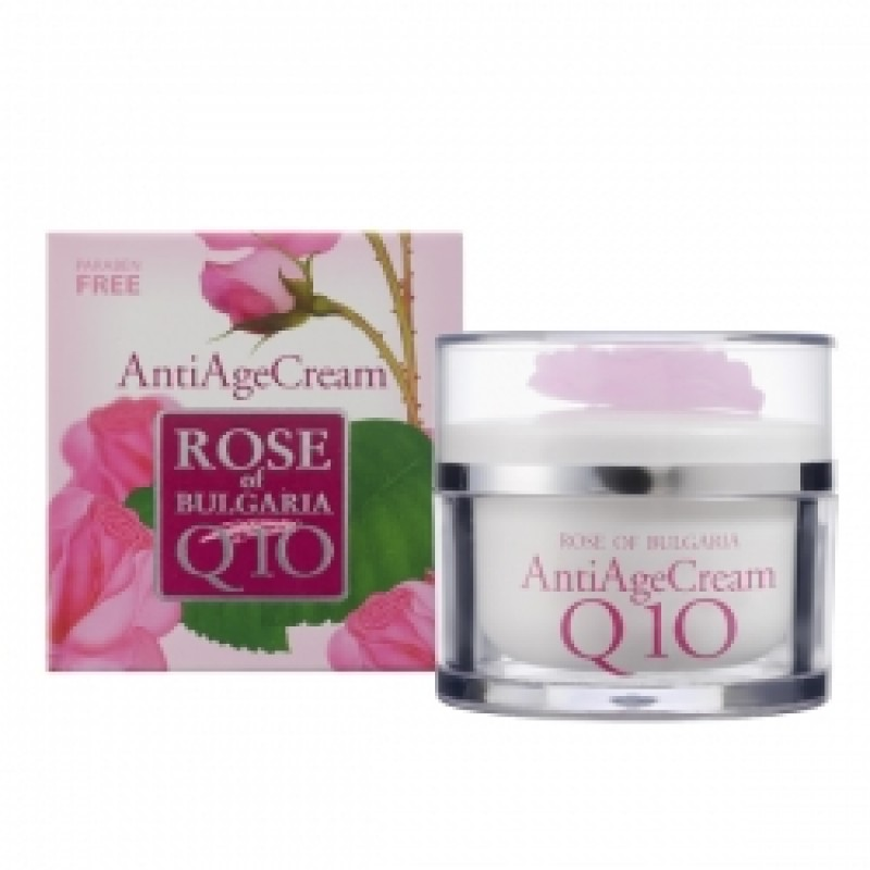 Крем Antiage Q10 Rose 50 мл