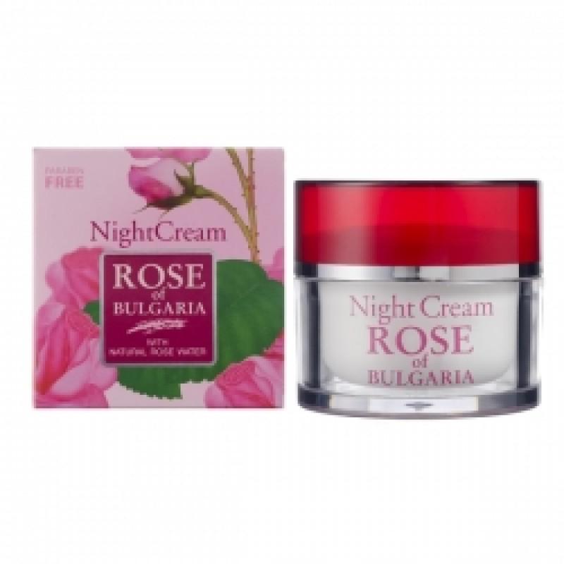 Крем ночной Rose 50 мл