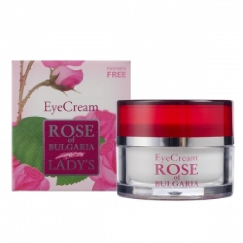 Крем для кожи вокруг глаз Rose 30 мл