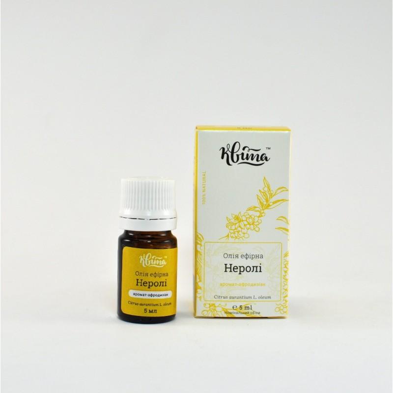 Эфирное масло нероли 5 мл