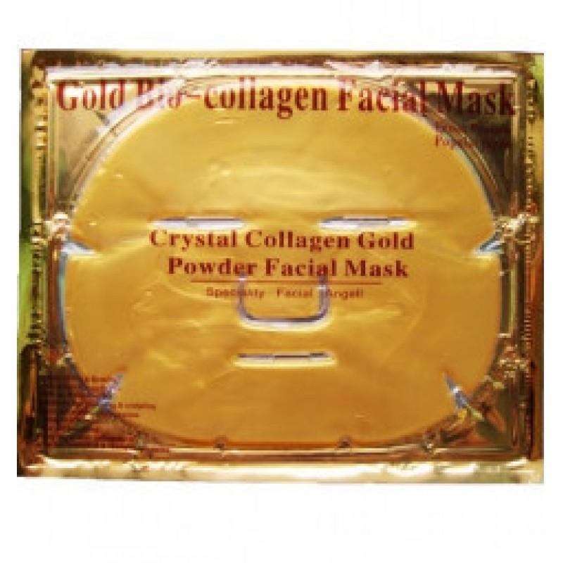 Коллагеновая золотая маска для лица