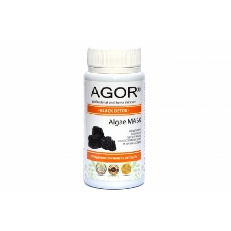 Альгинатная маска Black detox 50 г