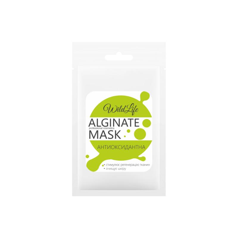 Маска альгинатная антиоксидантная 25 г