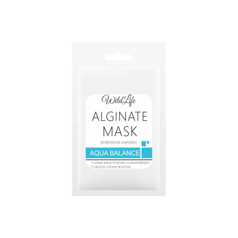 Маска альгинатная Aqua balance 25 г