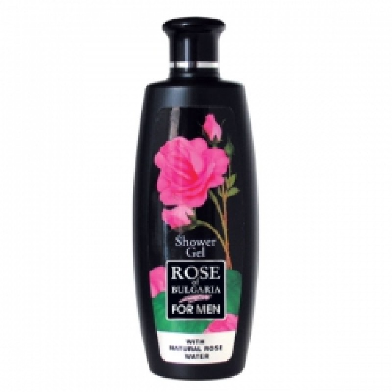 Шампунь-гель для душа Rose for men 330 мл
