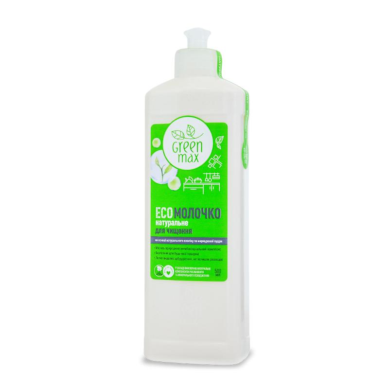 Экомолочко для очищения Green max 500 г