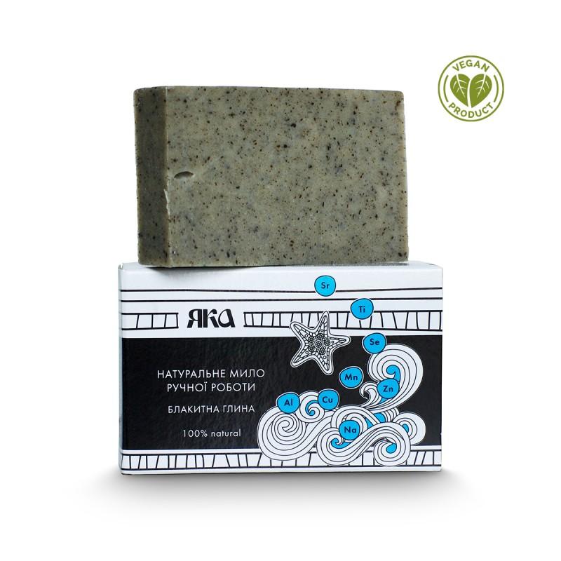 Мыло Голубая глина 75 г